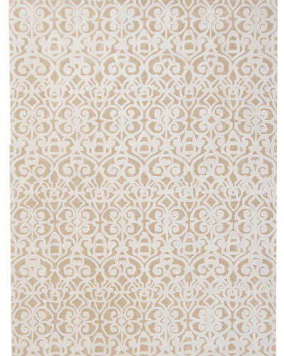 METR-222-241 350X250 BAROQUE 2 CARAMEL CREAM zoom